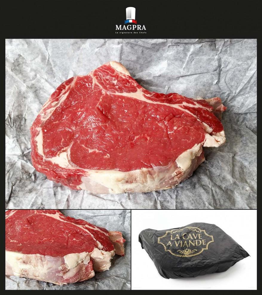 viande maturée sur os